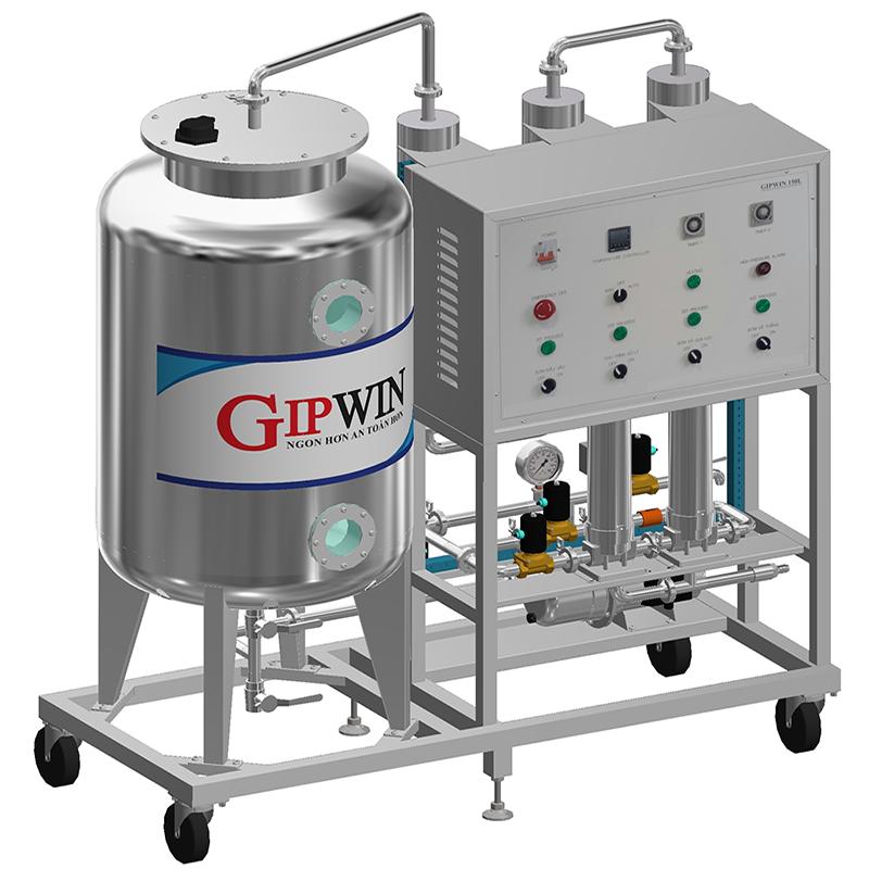 Thiết bị lão hóa rượu Gipwin